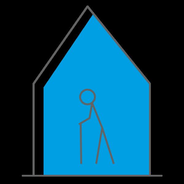 DIREKT Gebäudeservice | Icon Alten-, Wohn-, und Pflegeheimreinigung